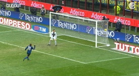 Dejan Stankovic scored three times as Inter beat Parma 5-2. DUGOUT