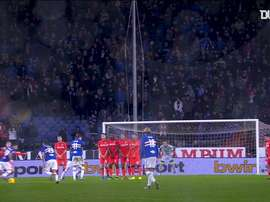 Sampdoria's best home goals against Udinese. DUGOUT