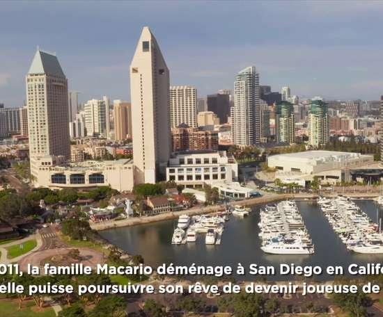 VIDÉO: Catarina Maracio : Nouvelle pépite de Lyon. Dugout