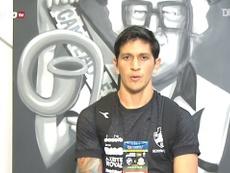 Germán Cano lleva ocho goles en 12 partidos con Vasco. Dugout