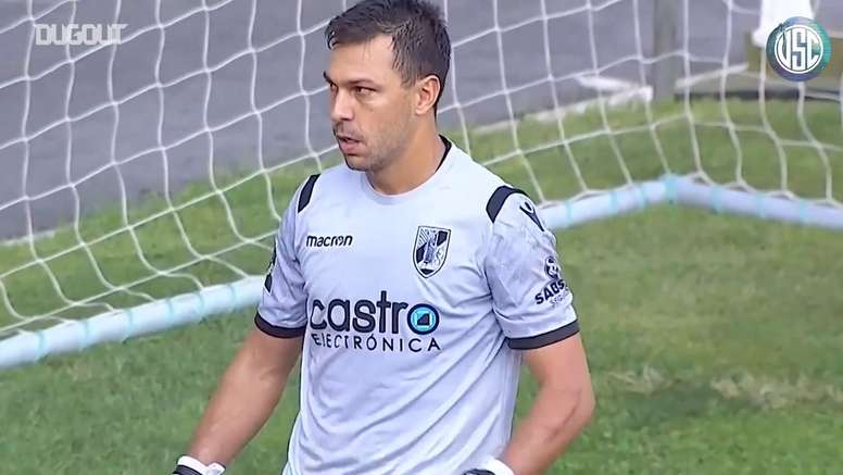 Guimaraes made some great saves to get 5th in 2018-19. DUGOUT