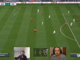 El Istanbul Basaksehir vence al Marsella en el torneo 'FIFA QuaranTeam'. DUGOUT