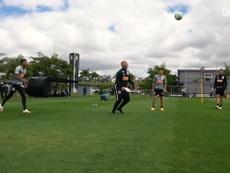 Corinthians se prepara para decisão contra o América-MG na Copa do Brasil. DUGOUT