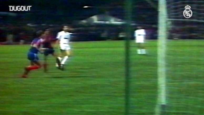 VÍDEO: la primera Copa de la UEFA del Madrid. DUGOUT