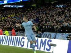 La superba prestazione di Silva contro il Newcastle. Dugout