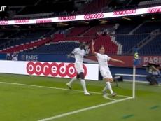 Le but de Thauvin face au PSG. Dugout