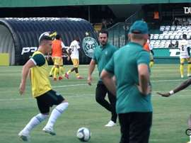 Coritiba e Cascavél se enfrentaram no Paranaense deste ano. DUGOUT