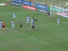 Cano's Vasco goals. DUGOUT