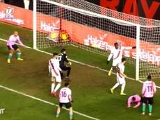 Messi quase fez golaço contra o Rayo Vallecano. DUGOUT