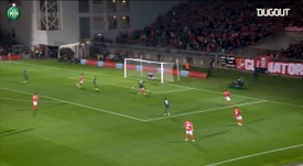 St Etienne have scored some good goals against Nimes recently. DUGOUT
