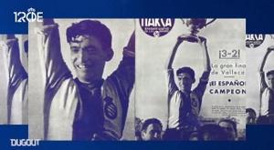 Les 120 ans de l'Espanyol. DUGOUT