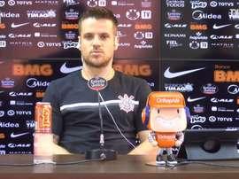 Ramiro exalta protocolo seguido à risca pelo Corinthians. DUGOUT