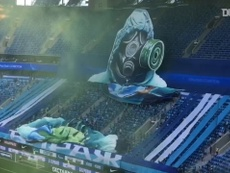 VIDEO: Zenit fans unveil remarkable tifo. DUGOUT