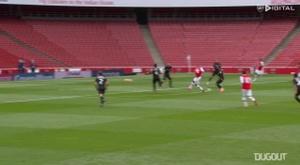 Lacazette e Aubameyang marcam em amistoso do Arsenal. DUGOUT