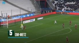 TOP 5 buts de Germain à Marseille. DUGOUT
