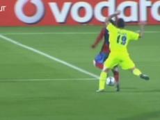 VIDÉO : les buts de Messi en huitièmes de finale de Ligue des champions. Dugout