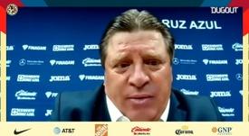 Miguel Hererra cargó contra la 'Tri'. DUGOUT