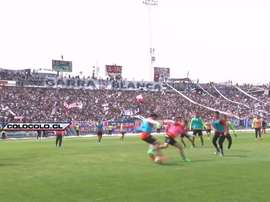 VIDEO: How Colo-Colo fans motivate their team ahead of a big match. DUGOUT
