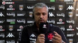 Alexandre Grasseli analisa derrota do Vasco para o Ceará. DUGOUT