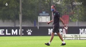 Vicente Moreno e Espanyol deram início à campanha 2020-21. DUGOUT