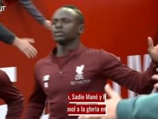 El tridente del Liverpool ha dado muchas alegrías a los 'reds'. Dugout