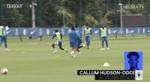 Chelsea vai disputar a Champions League da próxima temporada. DUGOUT