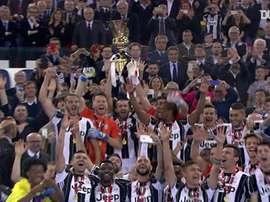 La rete di Morata contro il Milan. Dugout