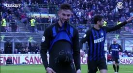 VIDEO: Roberto Gagliardini's top five goals for Inter. DUGOUT