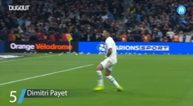 Marseille have scored some quality goals v Lyon over the years. DUGOUT