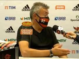 Flamengo foi derrotado pelo Atlético-MG, por 1 a 0, na estreia pelo Brasileirão. DUGOUT