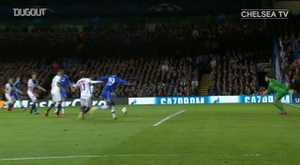 Chelsea's best goals against French teams. DUGOUT