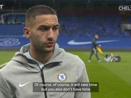Ziyech proud to make Chelsea debut. DUGOUT