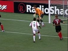 VIDÉO : Freddy Adu, plus jeune buteur de MLS. Dugout