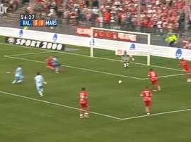 Ziani's top 3 Marseille goals. DUGOUT
