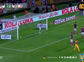 Rafael Carioca, um show de talento no Tigres. DUGOUT