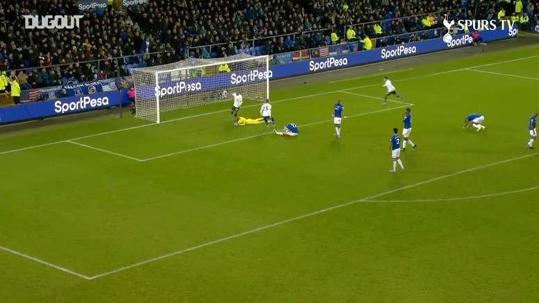 Dele Alli has scored plenty of times versus Everton. DUGOUT