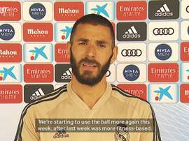 Karim Benzema believes Real Madrid need to win all their remaining games. DUGOUT