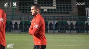 VÍDEO: manual de Simeone para una final de Supercopa. DUGOUT