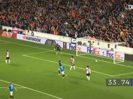 Rangers' best Europa League goals from 2019-20. DUGOUT