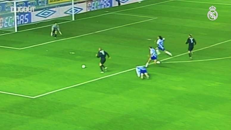 Hat-trick de Ronaldo pelo Real Madrid contra o Alavés. DUGOUT