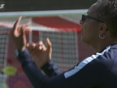Hope Powell's impact on women's football. DUGOUT