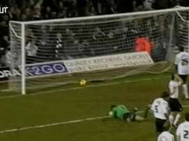 Derby have scored some good goals versus Luton over the years. DUGOUT