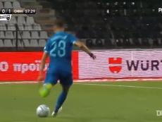 VIDEO: PAOK's best goals in June. DUGOUT