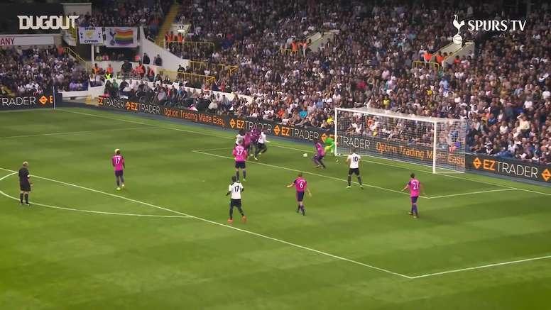 Com 29 gols, Harry Kane foi o artilheiro da Premier League de 2016/17. DUGOUT