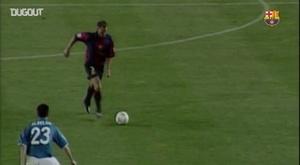 VIDÉO : le but légendaire de Rivaldo contre Valence. Dugout