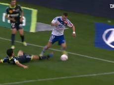 Lyon beat Reims. DUGOUT