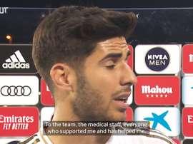 VIDEO: Marco Asensio's dream comeback/ DUGOUT