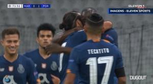 Porto bate o Olympique de Marseille fora de casa na Champions. DUGOUT