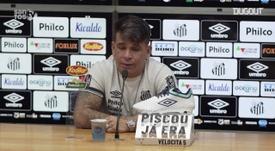 Soteldo projeta duelo contra LDU na Vila Belmiro. DUGOUT