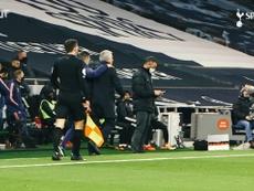 Mourinho, en estado pura. DUGOUT